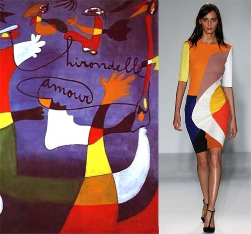 波普设计服装手绘