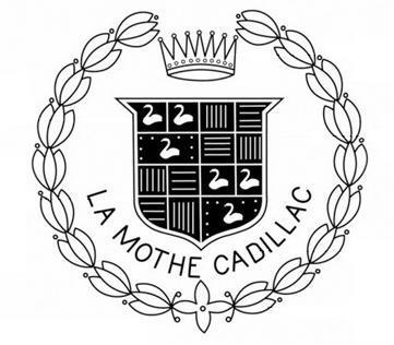 汽车logo解析之凯迪拉克